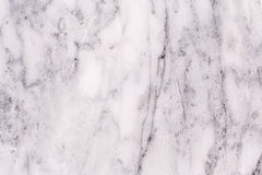 White marble texture for background and design Stock Image