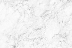 White marble texture  for background and design. Stock Photos