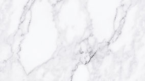 White marble texture and background. Stock Photography