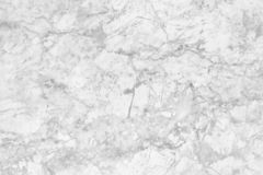 White marble texture for background and design. stock photography