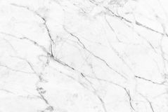 White marble texture background, Detailed genuine marble from nature. Stock Photography