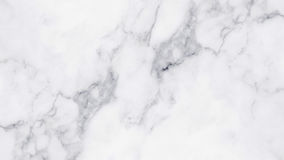 White marble texture and background. Royalty Free Stock Images