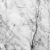 White marble texture background pattern with high resolution. Royalty Free Stock Photo