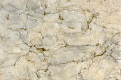 White Marble Texture Close-Up Royalty Free Stock Photography