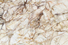 White marble texture, detailed structure of marble in natural patterned  for background and design. Stock Photography