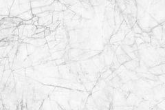 White marble texture, detailed structure of marble in natural patterned  for background and design. Royalty Free Stock Photos