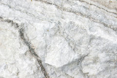 White marble texture. Light marble stone detailed background Royalty Free Stock Images