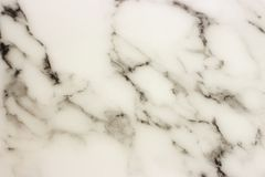 White marble texture, natural background royalty free stock photos