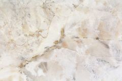 White marble texture in natural pattern with high resolution. Royalty Free Stock Photo