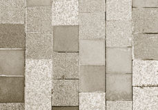 White marble tiles texture Stock Image