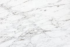 White marble wall texture as background Royalty Free Stock Photos