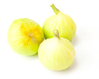 White Marseilles figs Stock Images