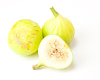 White Marseilles figs Royalty Free Stock Photo