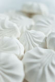 White marshmallow Stock Photography