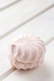 White marshmallow royalty free stock photo