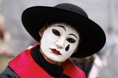 White mask Stock Images