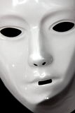 White mask Royalty Free Stock Photo