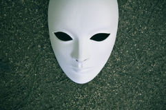 White mask Stock Images