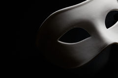 White mask Stock Photos