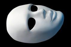 White mask Stock Photography