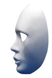 White mask Stock Image