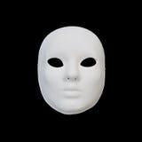 White mask Royalty Free Stock Photography