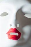 White mask Stock Photo