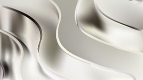 White Material Property Metal Background Beautiful elegant Illustration graphic art design Background. Image stock illustration
