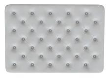 White mattress texture 3D render Royalty Free Stock Image