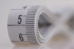 White Measuring Tape Royalty Free Stock Photo