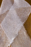 White medical gauze bandage Stock Photography