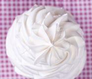 White meringue Royalty Free Stock Photos