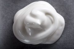 White meringue Royalty Free Stock Images