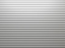 White metal background Stock Photography