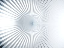 White metal background Stock Images