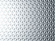 White metal background Stock Image