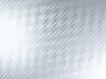 White metal background Stock Image
