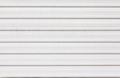 White metal fence background Royalty Free Stock Images
