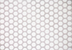 White metal net Stock Photo
