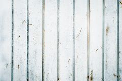 White metal texture background. Abstract corroded iron color wallpaper royalty free stock image