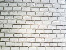White misty brick wall for background Stock Photography
