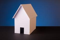 White model house Stock Photo