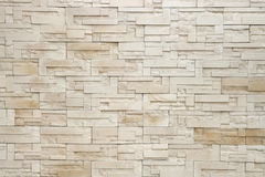White modern Brick Wall Royalty Free Stock Photo