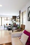 Modern living room interior Royalty Free Stock Photos