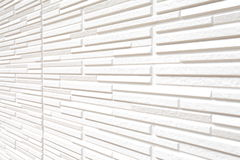 White modern wall background Royalty Free Stock Images