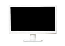 White monitor Stock Photos