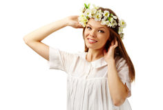 White mood Royalty Free Stock Photo