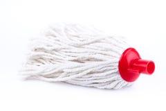 White mop royalty free stock photos