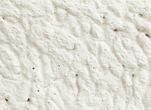White mortar wall texture Stock Photography
