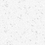 White Mosaic Royalty Free Stock Photography